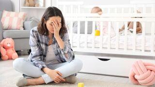 דיכאון לאחר לידה