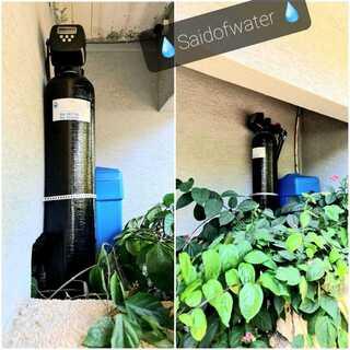 סיידוף מים – טיהור וריכוך מים