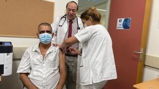 מנת חיסון שלישית בבילינסון