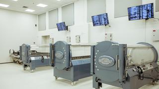 המרכז הרפואי בטר לייף - תא לחץ