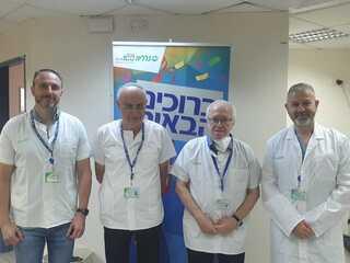 רופאי כללית מהמרכז הרפואי זבולון נבחרו לשמש כחברים במועצה המדעית של ההסתדרות הרפואית