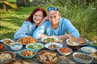 לין ובעלה כרמל