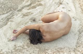 עירום במדבר