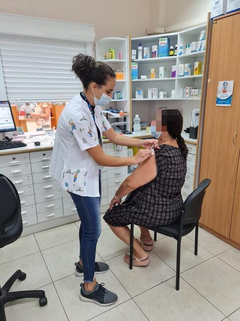 חיסונים במרפאת הושעיה