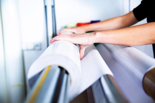 איך עושים הדפסות בפלוטר