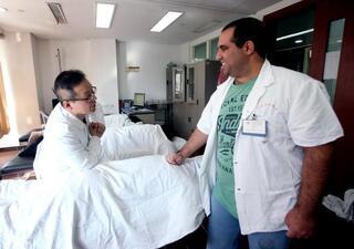 דרור זבידה -מטפל ומומחה ברפואה משלימה