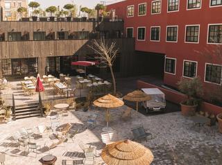 מלון MOB. צילום: Bruno Comtesse