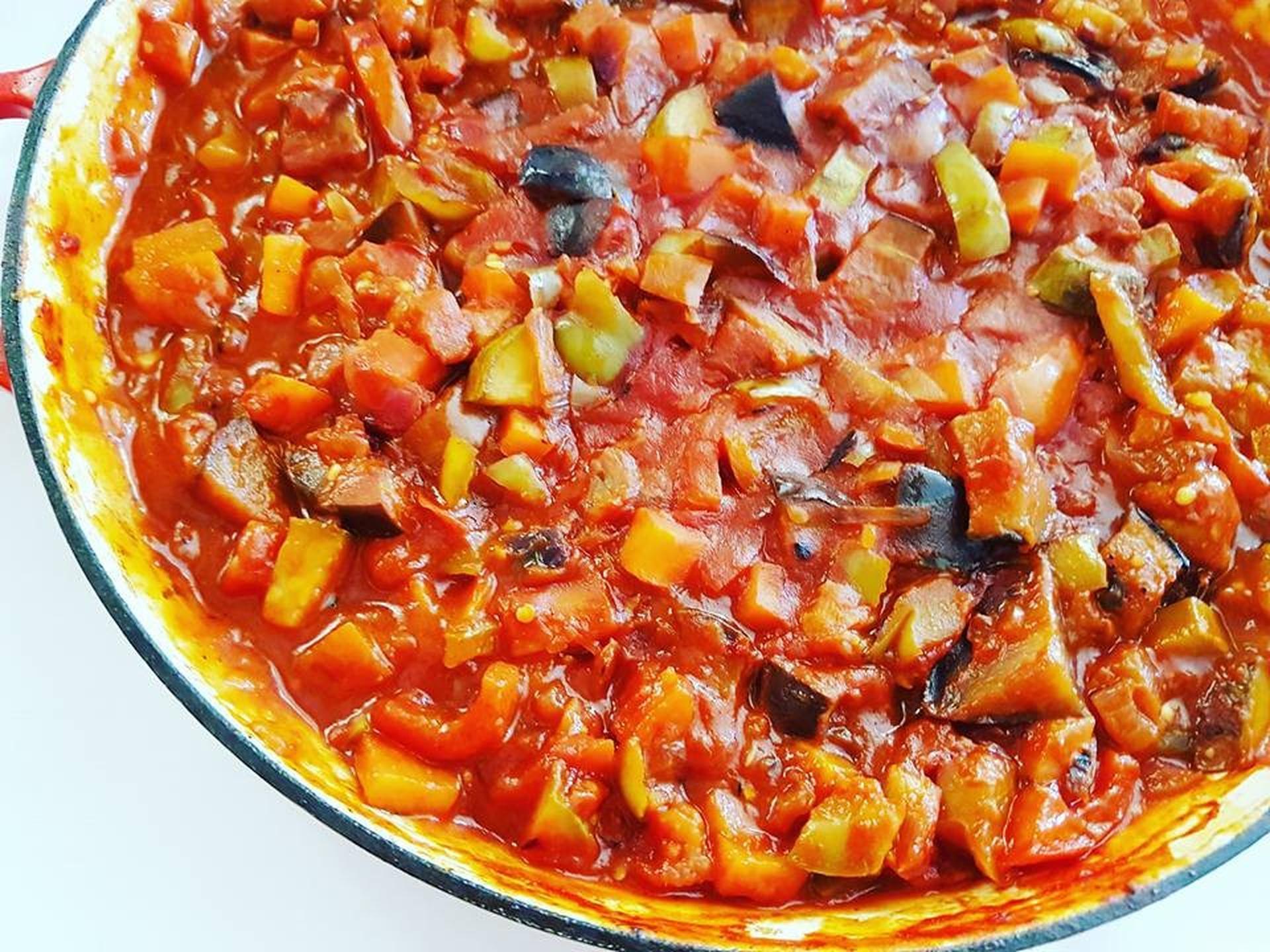 גיבץ' או ירקות מבושלים - העיקר שזה טעים. צילום: אלונה זוהר
