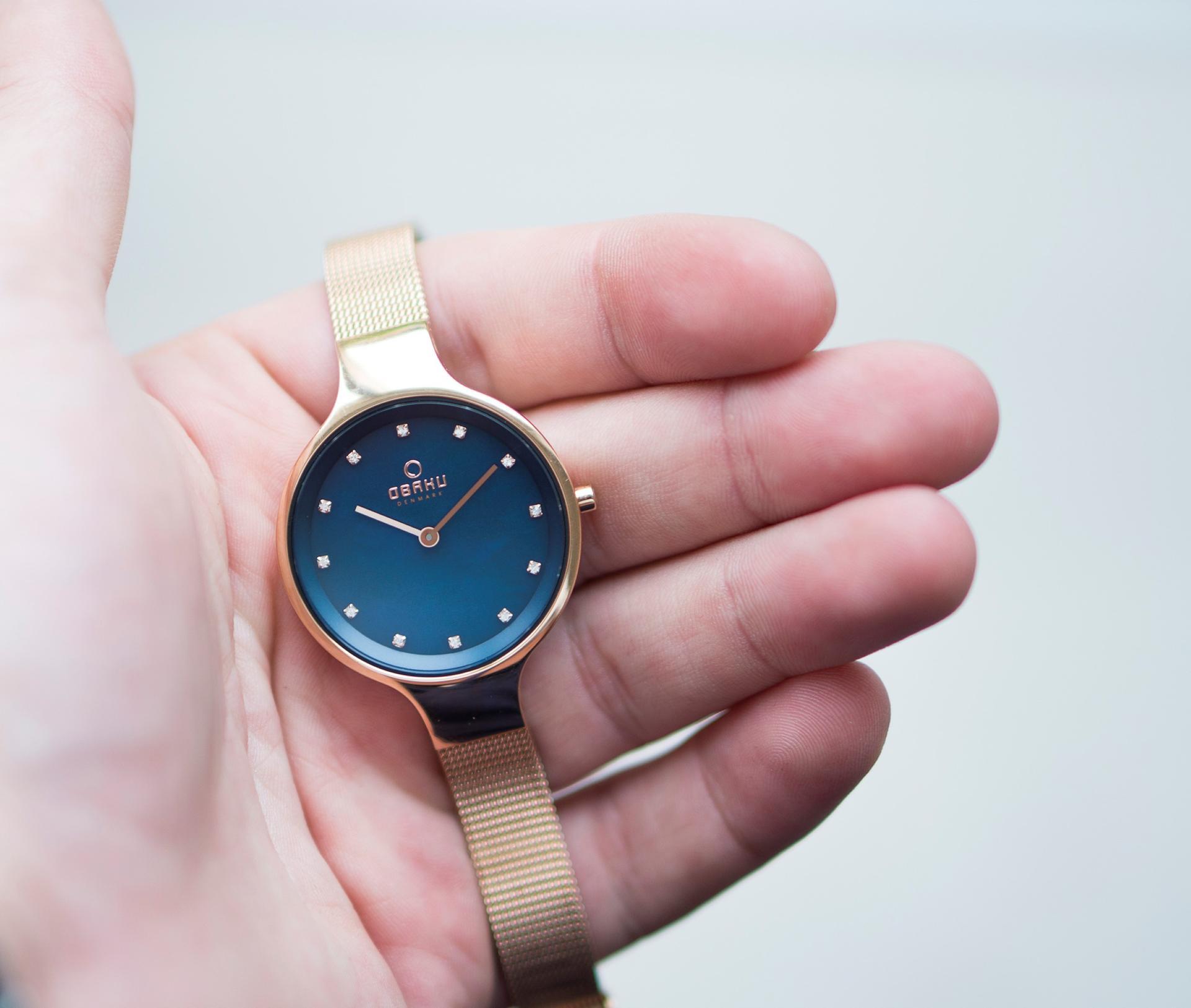 """שעון אובאקו באימפרס. יח""""צ"""