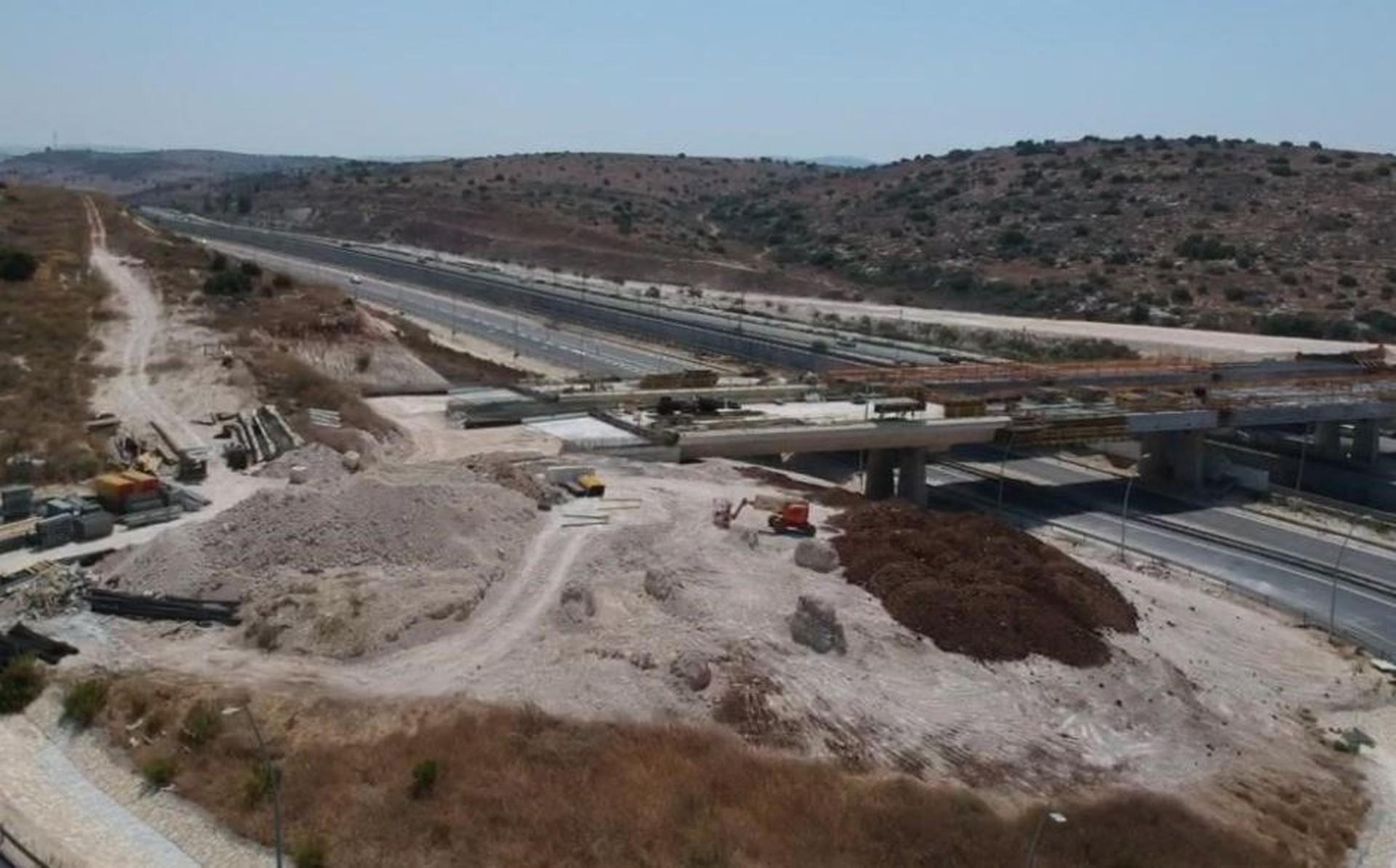 פתיחת כביש 431 לנופים | צילום: דוברות עיריית מודיעין