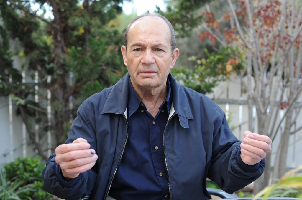 אבי אלבז. צילום: חורחה נובומינסקי