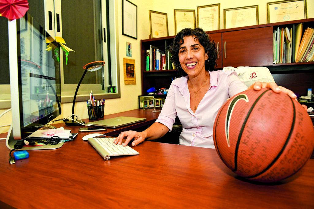 בלום, השבוע. אחת מ־50 הנשים המשפיעות ביותר בישראל   צילום: חורחה נובומינסקי
