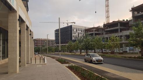 השדרה המרכזית במודיעין | צילום: דוברות העירייה